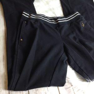 Baby Phat Black Lounge Pants Womens Size M Legging
